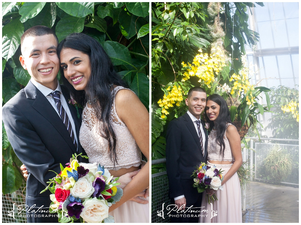 Stomp 3079 Neha & Manny @ the Botanical Gardens